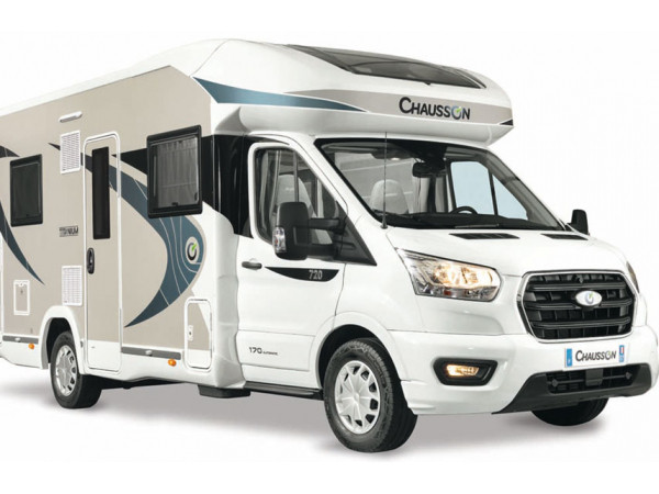 chausson 720 - Automatic - 5 Berth - 7.19 Metres