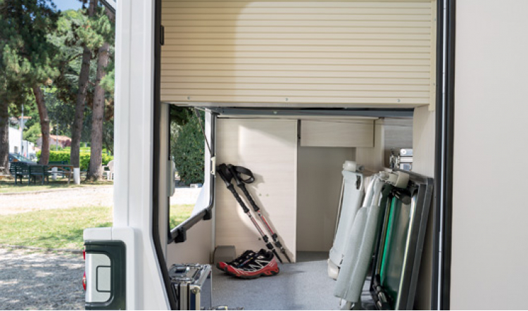 Chausson 788 - Garage - 4 Berth